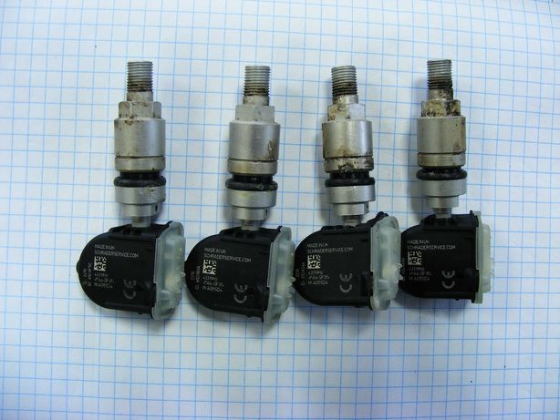 Датчики тиску Schrader 2210 Tmps 433 Mhz Hyundai,Kia- 4шт.