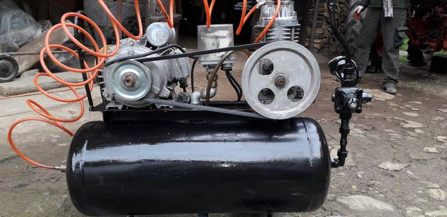 Kompresor 80 litrów
