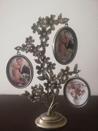 Nowa Ramka na zdjęcia drzewko genealogiczne foto ramka fotoramka