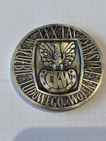 Medal Centralny Kolportaż Wojskowy 1979. Mennica Państwowa