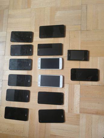 Zestaw telefonów LG XScreen Huawei P10 Y5