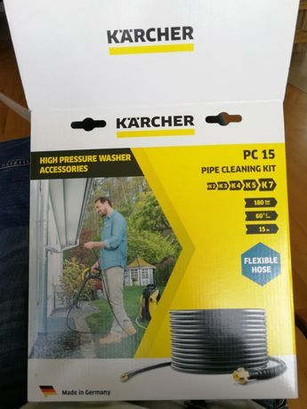 Karcher pc15 cleaning kit k2 k3 k4 k5 k7