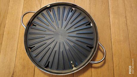 Nowy Grill gazowy na kuchenkę kuchnię 30cm.