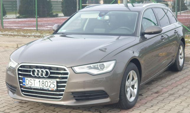 Audi a6 C7 2.0 Tdi 177km Kamera,Panorama,Asystent!