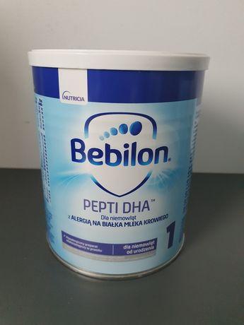NOWE! Mleko Bebilon PEPTI DHA 1- ważne do 2022