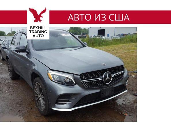 Mercedes-Benz GLC 43 4MATIC AMG 2019