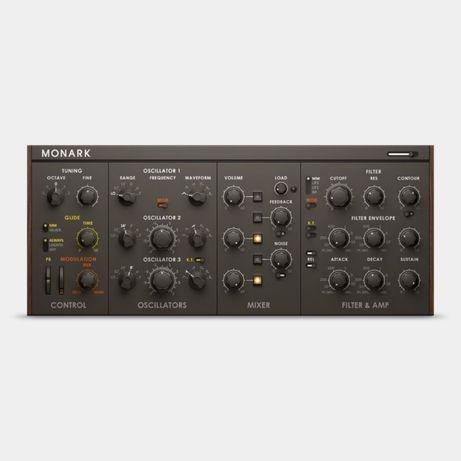 Native Instruments Monark - syntezator wirtualny (licencja)