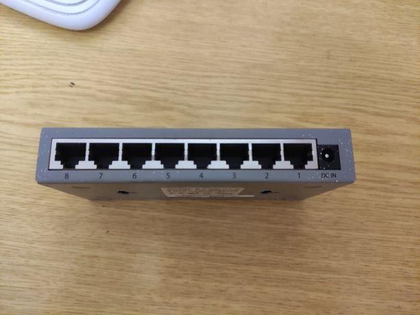 Коммутатор (switch) Allied Telesis CG-SW08TXE