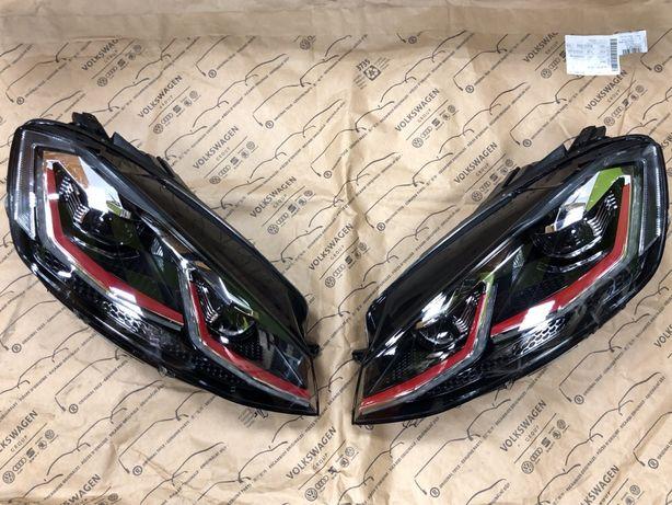 Фары Golf 7 GTI Xenon 2013-2017 Гольф ГТИ