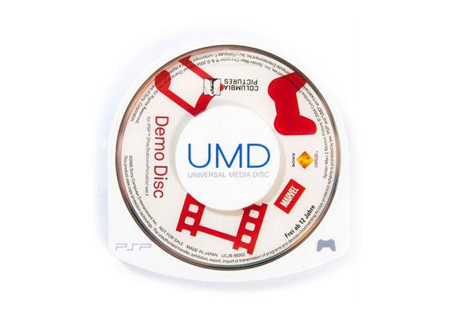 PSP - UMD Demo Disc - Volume 1 - NOVO