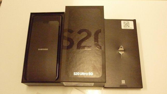 Nowa niższa cena!!! Samsung Galaxy S20 Ultra 5G 12/128GB Idealny!!!