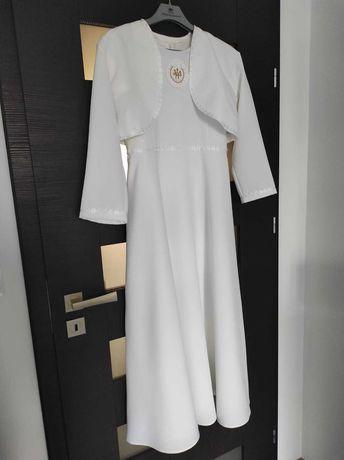 sukienka komunijna  alba do Pierwszej Komunii