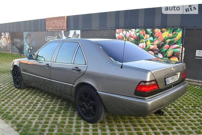 Mercedes W140 S420 GBO-4