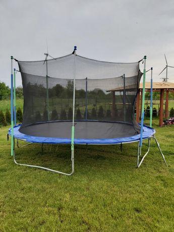 DUŻA trampolina ogrodowa