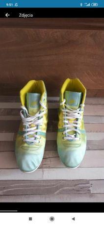 Buty Nike 37 trampki do kostki