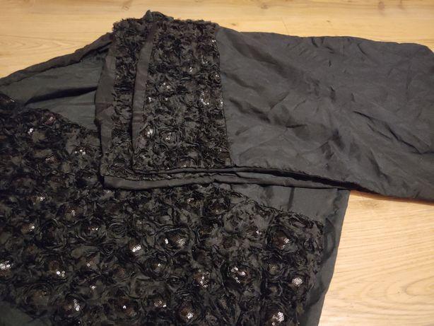 Комплект черного постельного белья 2 наволочки + 2 пододеяльника