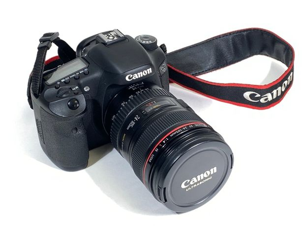 Canon EOS 7D + объектив (Canon EF 24-105mm f/4L IS USM)