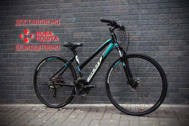 Женский велосипед Scott Sportster 50 Cube trek cannondale specialized