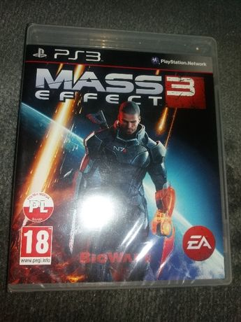 Gra Mass Effect 3 PS3