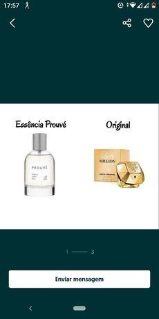 Perfume Prouvé família olfativa Lady Million