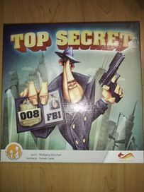 Gra - top secret