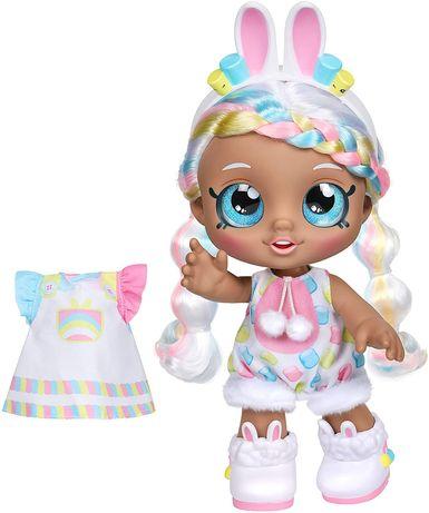 Кукла Кинди Кидс Марша Меллоу зайка Kindi Kids Marsha Mello Dress Up
