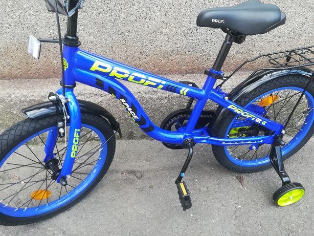 Детский велосипед Profi колеса 18 дюймов.Для детей от 5 лет и старше