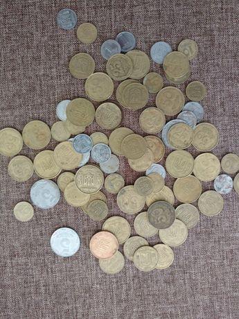 Монеты Украина 1992-1994 гг.