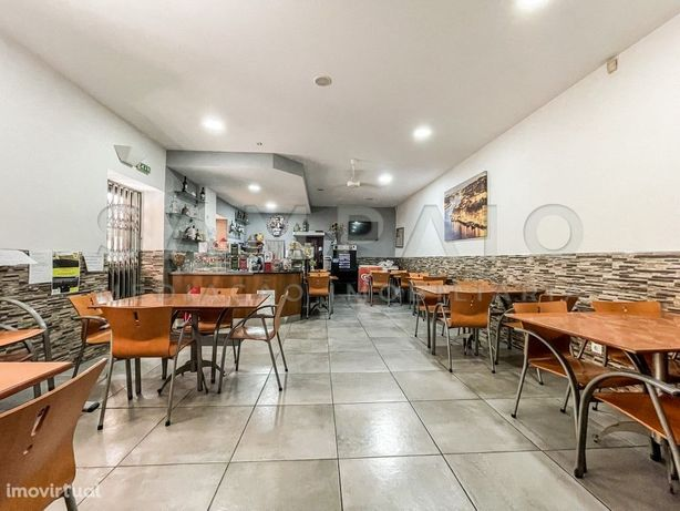 Trespasse Café/Snack Bar - Foz do Sousa!