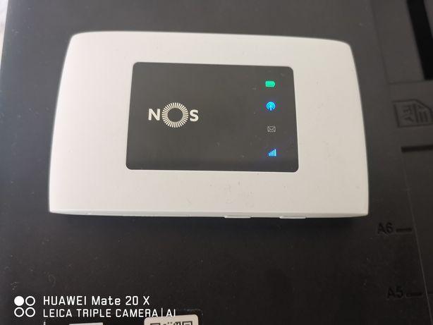 Routter novo com net computadores e telemoveis ilimitado.