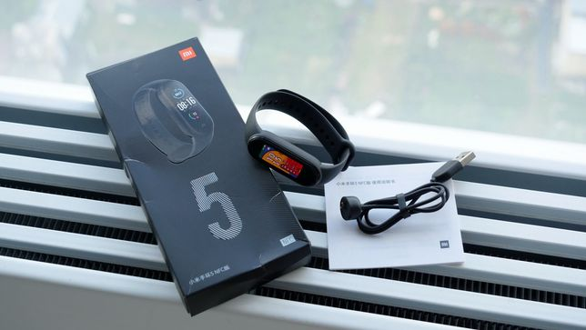 РАСПРОДАЖА Новые Mi band 5 NFC по низкой цене