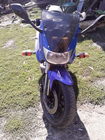 Продам Мотоцикл зонгшен