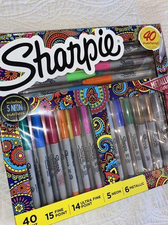 Sharpie markery 40szt. Prezent na święta dla dziecka