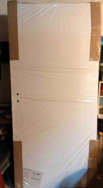 Drzwi nowe białe 90P