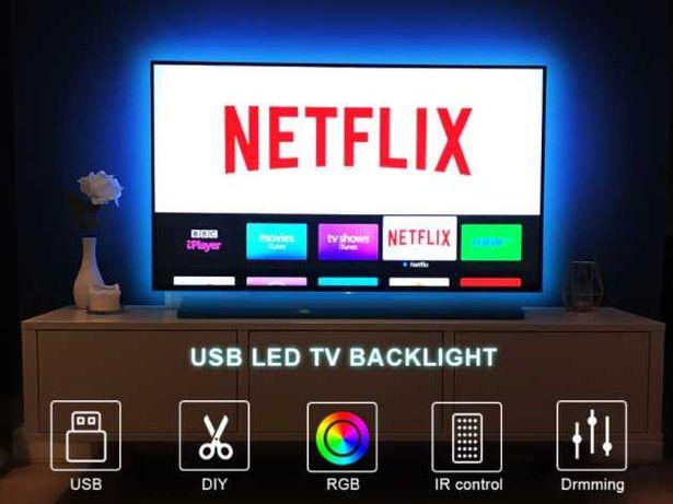 Fita LED para TV 3 Metros