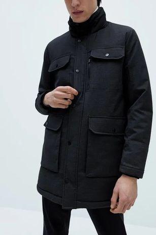 Куртка термо-парка ZARA