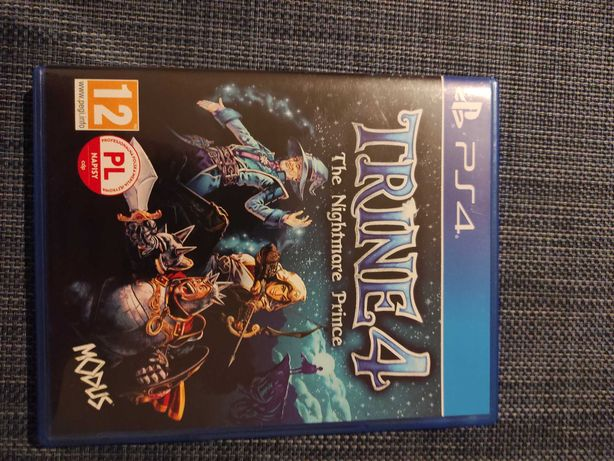 Trine 4 The nightmare Prince PS4