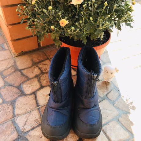 Термоботинки ботинки