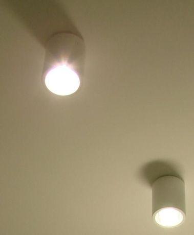 Projectores iluminarias apliques tecto (casa comércio confecção loja)