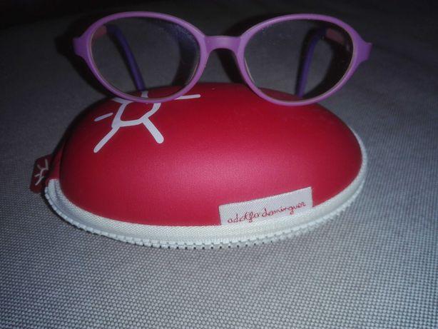Armação de óculos Adolfo Dominguez