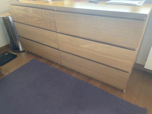 Comoda Ikea Malm 6 gavetas
