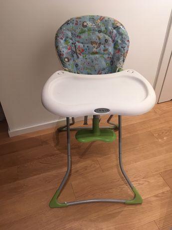 Krzesełko do karmienia Graco