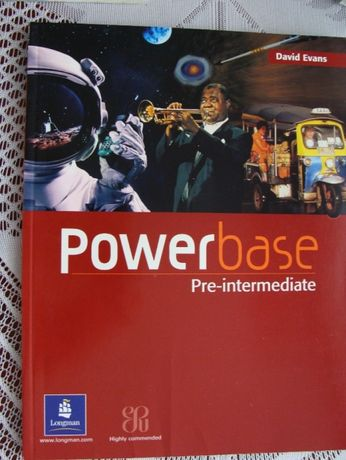 Powerbase Pre-intermediate - David Evans