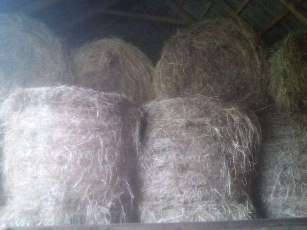 Sprzedam siano ze stodoły