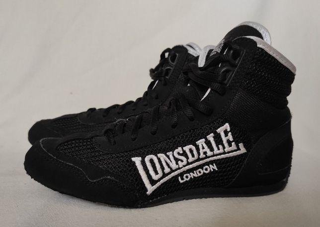 Боксёрки Lonsdale Contender кроссовки. eu 36