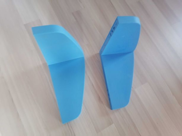 Półki Ikea Mamut