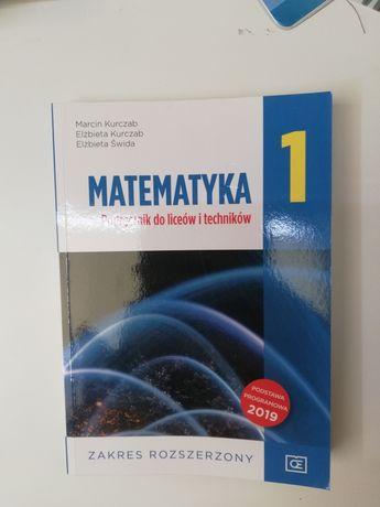 Matematyka 1 podręcznik pazdro zakres rozszerzony nowa podstawa