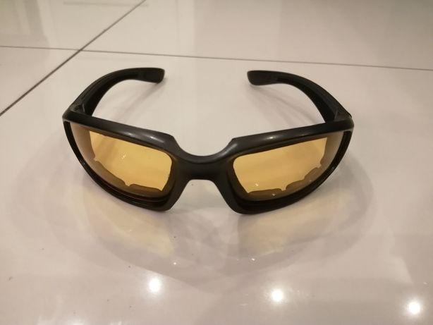 Męskie okulary rowerowe