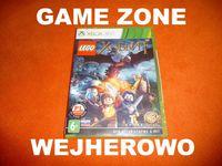 LEGO Hobbit Xbox 360 + Slim + E = PŁYTA PL = Wejherowo / FOLIA