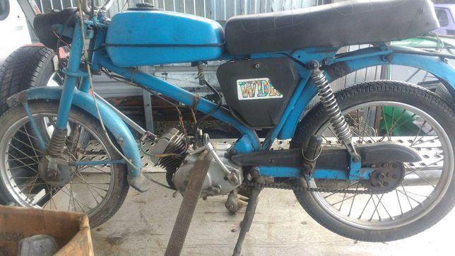 Zarejestrowany opłacony Romet Ogar 205 nie motorynka